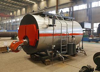 WNS燃油燃气锅炉
