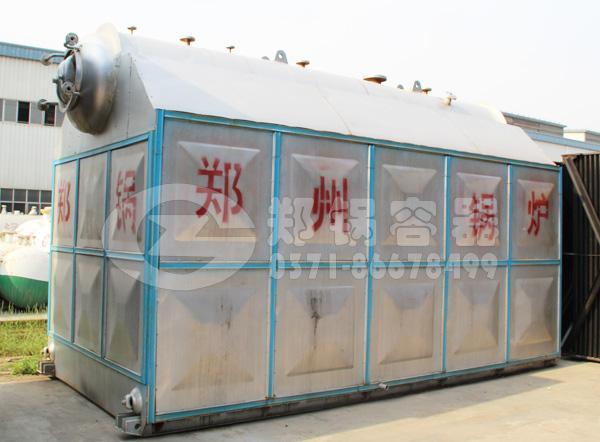 生物质能源燃料锅炉助力环境保护