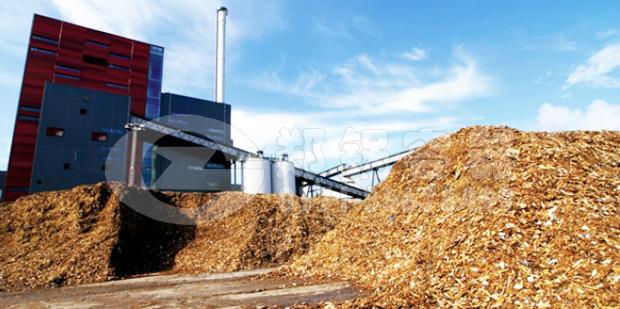 生物质锅炉燃料特性、特点