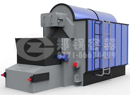 生物质电站锅炉废热回收
