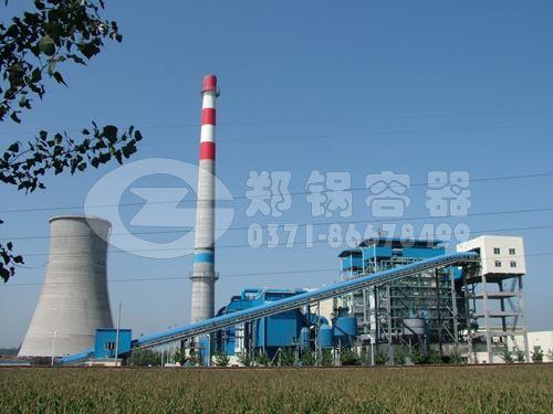 生物质电站锅炉