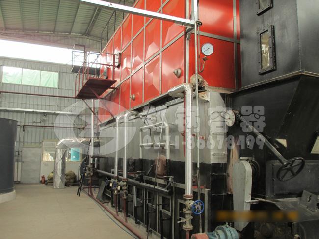 拟建120个生物质成型燃料锅炉供热项目