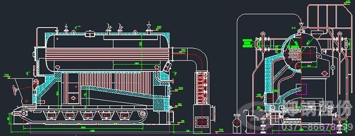 生物质蒸汽锅炉厂家