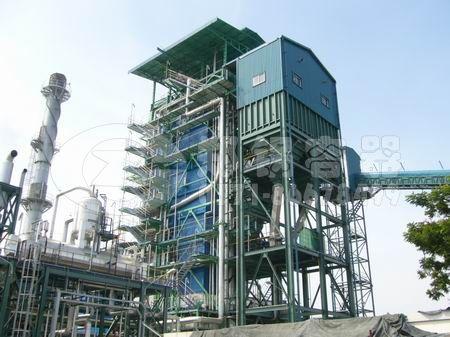 生物质循环流化床锅炉