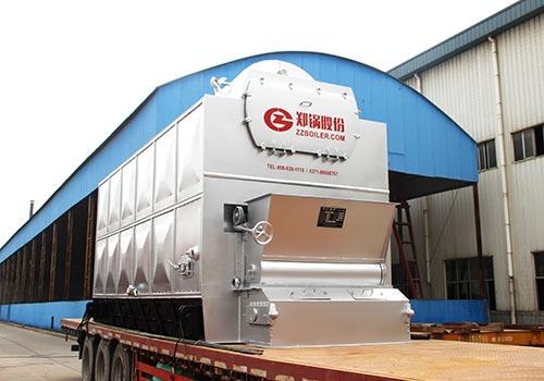 20吨生物质蒸汽锅炉用于啤酒饮料厂.jpg